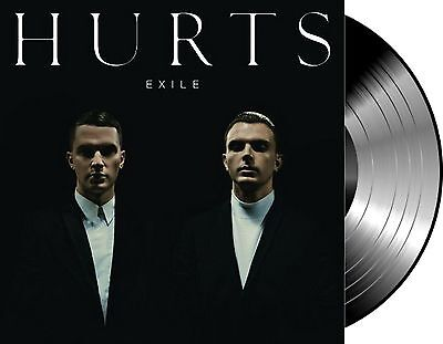 2Lp Vinilo Hurts Exile New And Sealed 2013 Synth-Pop Vinyl Double Nuevo