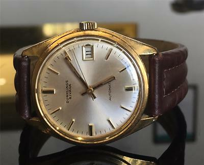 Dunklings Rivana Vintage Automatic Mens Watch