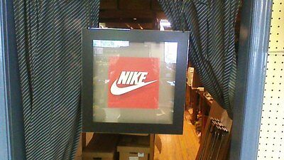RARE Vintage Nike 3D Store Display 3 layers POSTER