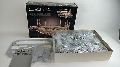 Makkah The Holy Haram Puzzle PUZZ 3D 1038 Pieces Wrebbit Complete in Box RARE