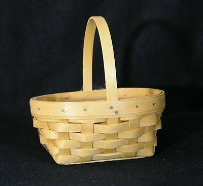 Longaberger Basket 1999 Horizon of Hope - Signed