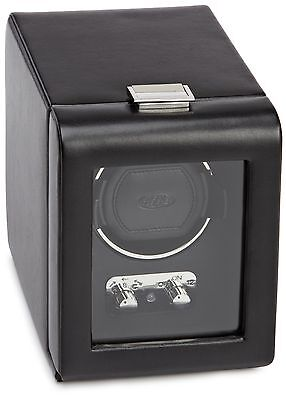 Wolf Designs 270002 Heritage Module 2.1 Single Watch Winder with Cover (NEW)