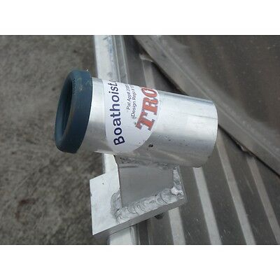 FISHING ROD HOLDER FOR ALUMINIUM BOATS - $55 ea includes AUST WIDE delivery