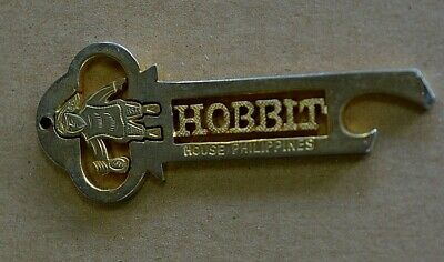 Unusual Hobbit Beer Bottle Opener