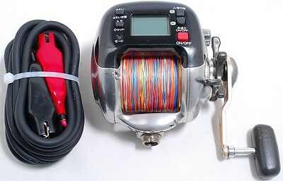 Shimano Dendou Maru 3000XH Electric Reel 3000 Good