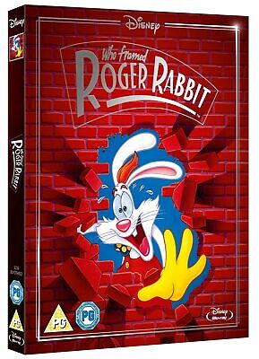 Who Framed Roger Rabbit? (25th Anniversary Edition) [Blu-ray]