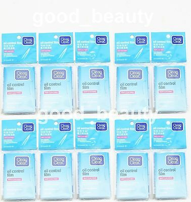 Clean & and Clear Oil Control Film Blotting Paper