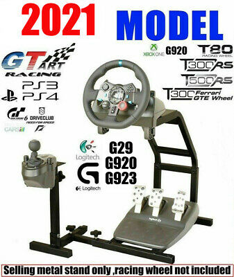Genuine MINI GT ART Racing Simulator Steering Wheel Stand G29 PS4 G920 T300RST80