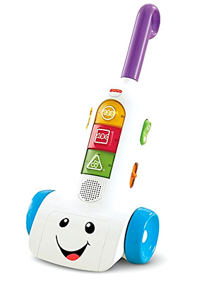 Smart Stages Vacuum Toy Fisher Price Laugh and Learn Pretend Play Manual Switch