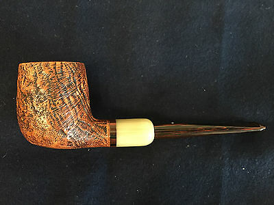 Alfred Dunhill`s The White Spot Pfeife - pipe – pipa, COUNTY, 4103, Horn Appli