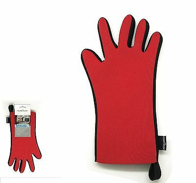 5 Fingers Oven Glove Heavy Duty Heat Resistant
