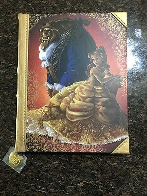 Beauty And The Beast Journal Disney Fairytale Designer Collection