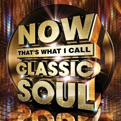 Now That's What I Call Soul - Various Artists (Album) [CD]