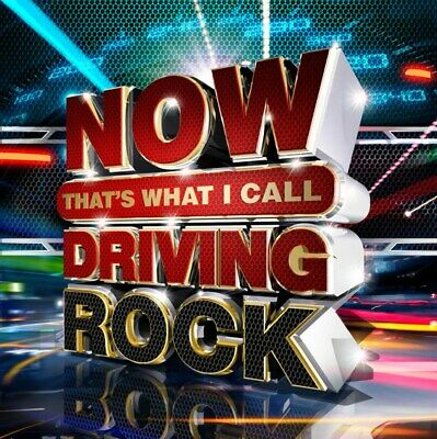 Now That's What I Call Driving Rock - Various Artists (Album) [CD]