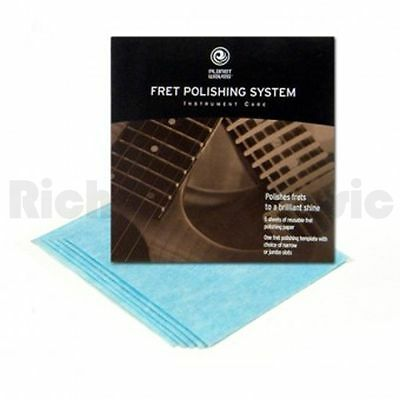 Planet Waves PWFRP Fret Polishing System for Guitar