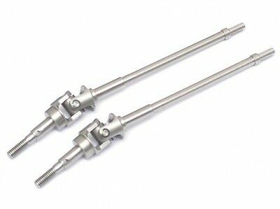 Boom Racing XRMod PHAT™ Stainless Steel Universal Shaft Joints  (2) BR233035C