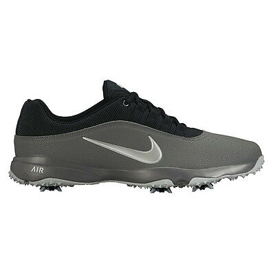 New Mens Nike Air Rival 4 Golf Shoes 818728 Grey / Black - Choose Size!