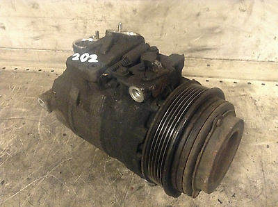 Mercedes-Benz C Class W202 220 CDI AC compressor pump 0002342911