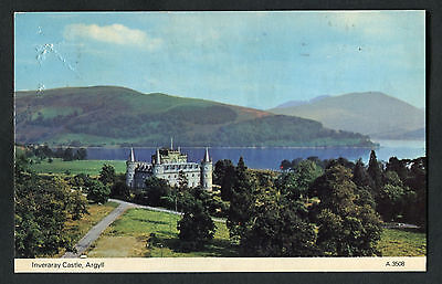 Posted 1978: Inveraray Castle, Argyll