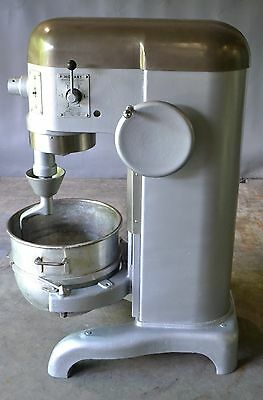 Used Hobart H-600 60 Qt Commercial Mixer, Excellent, Free Shipping!!!