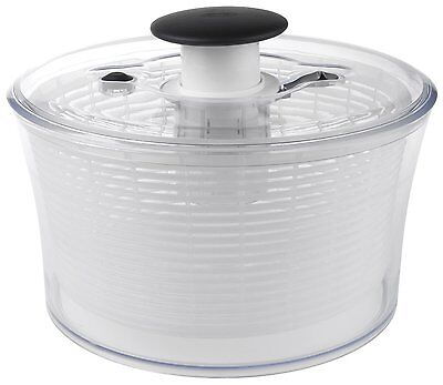 OXO Salad and Herb Spinner Kitchen Drainer Drying Bowl Colander 22.2cm