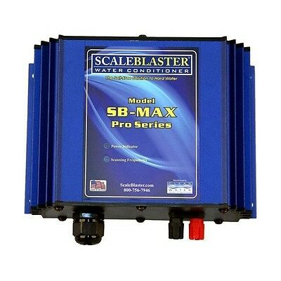 Scaleblaster Electronic Hard Water Conditioner Limescale Prevention Max PRO