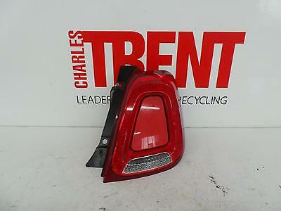 2016 FIAT 500 O/S Drivers Right Rear Taillight Tail Light