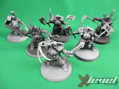Putrid Blightknigs [x6] Chaos Grand Alliance [Age of Sigmar] Primed