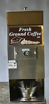 Used AL-Len Ent. Ground Coffee Grinder, Excellent, Free Shipping!