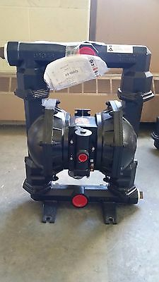 "Aro PD20A-ACP-AAA-B 2"" Cast Iron  Double Diaphragm Pump"