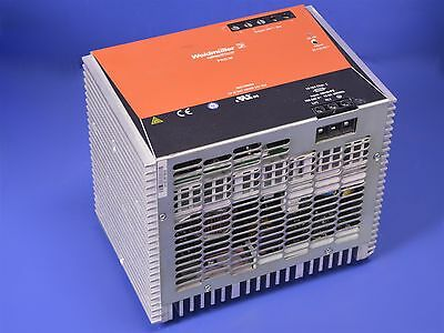 Weidmuller Pro-M Power Supply Redundancy Module 24Vd.c. @ 40 Amps Current