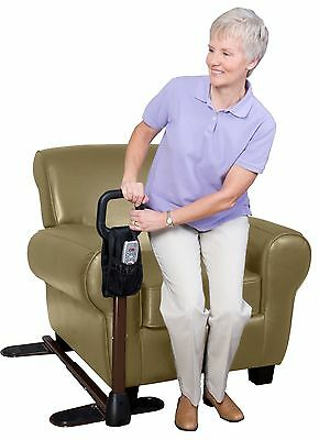 Stander CouchCane - Ergonomic Safety Support Handle + Adjustable to Fit Most