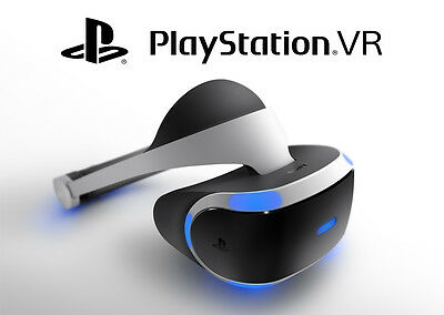 [NEW] SONY Play Station VR Virtual Reality Headset
