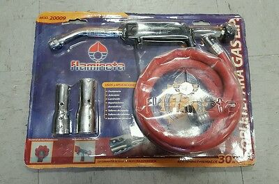 Portable Propane Weed Torch Burner With Nozzles