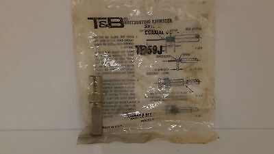 Thomas & Betts Shield-Kon Coaxial Connector Tb59J *new Surplus/sealed Package*