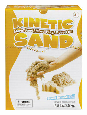 Waba Fun  Kinetic Sand  Sand  Natural