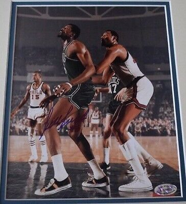 Celtics Basketball Legend Bill Russell Hand Signed Autographed 8X10 Photo & Coa