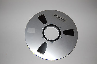 Proffesional Dictaphone 10 1/2 X 1/2 Audio Recording Reel