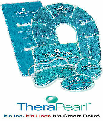 THERAPEARL Reusable Hot Cold Heat Ice Gel Pack Sport First Aid Cryotherapy Pain