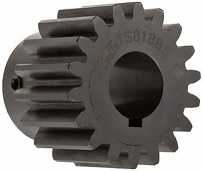 Martin TS2030 Spur Gear, 20° Pressure Angle, High Carbon Steel, Inch, 20 Pitch,