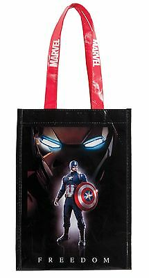 Rubies Costume Captain America Civil War Trick or Treat Canvas Bag