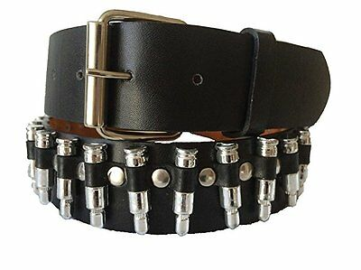 Halloween Wholesalers Bullets Belt (Black)