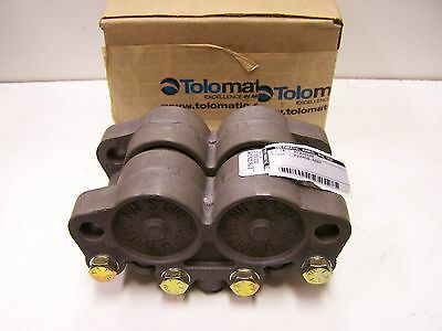 Tolomatic P220 Series Pneumatic Double-Acting Disc Brake Caliper 0735-0200 New