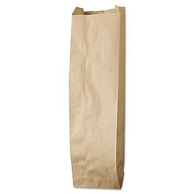 "Quart Natural Liquor Paper Bag, 4-12"" Width x 16"" Height x 2-15"" Depth Case of"