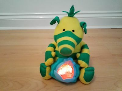Vintage Fisher Price 2002, Soothe 'n' Glow Fimbo from the Fimbles, BBC