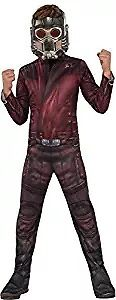 Rubies Costume Guardians of The Galaxy Vol. 2 Star Lord Costume Multicolor Large