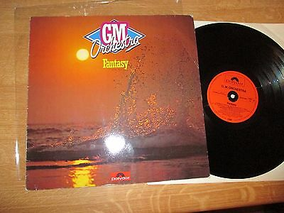 GM Orchestra Fantasy LP Oliver Onions Guido Maurizio De Angelis Bud Spencer OST
