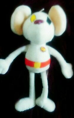 Danger mouse soft toy