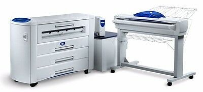 Xerox 510dp w/Synergix Scan System
