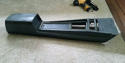 1969 70 mustang center counsil consul console